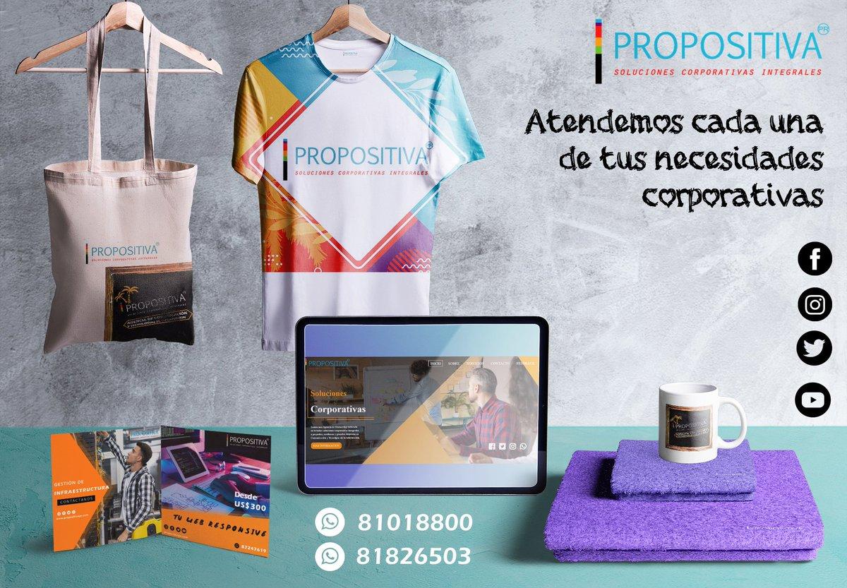 #QuédateEnCasa  Gestiona la identidad visual de tu #marca  Te ofrecemos todo lo que necesitas en soluciones artículos #promocionales para tu empresa.  #Nicaragua #Uniformes  #AgenciaPublicidad #PropositivaPR  ✅