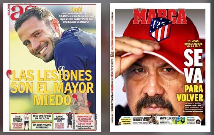 """🗞☕️ #AS #Marca  Zidane retourne au Di Stéfano : le technicien avait dirigé 28 matchs du Castilla dans ce stade.  Sergio Ramos veut """"changer"""" de numéro : le capitaine veut remporter sa 5ème Liga."""