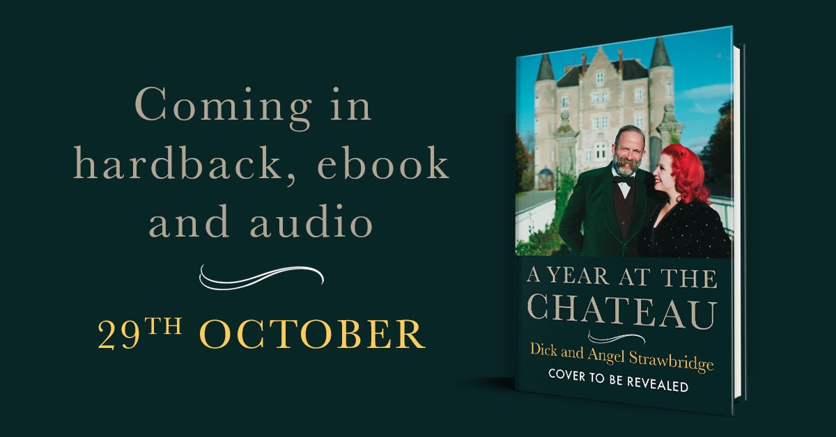 We've been busy. You can even pre-order!! bit.ly/AYearAtTheChat…