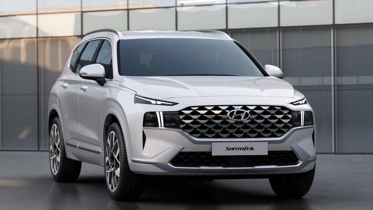 #OnWheels   @HyundaiMotorMex presenta el diseño de la Nueva SUV Santa Fe, el último vehículo familiar de aventuras. bit.ly/SuvSantaFe