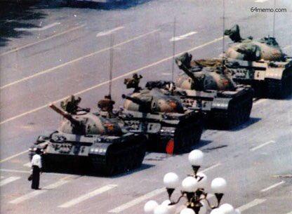 #Tiananmen