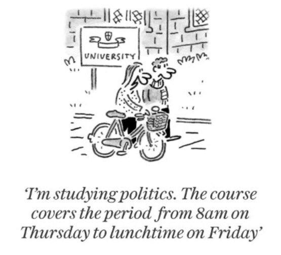 Politics these days...