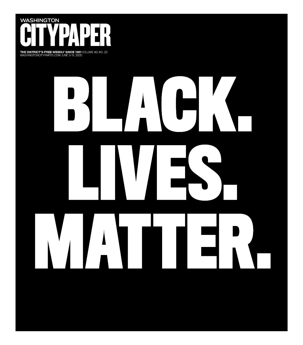 WCP's cover today.
