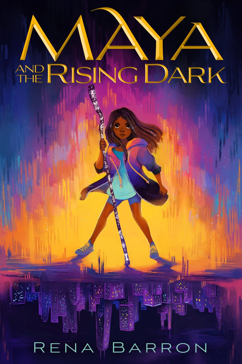 📢Do we still have energy for #amplifyBlackvoices  because I'd love for people to order #MayaAndTheRisingDark  Blurb: A 12-year-old Black girl from the South Side of Chicago discovers her celestial powers & saves the world. https://t.co/JXAmaEedl8  https://t.co/hdK7ni4Zka  Pls rt https://t.co/G68GMsC10S
