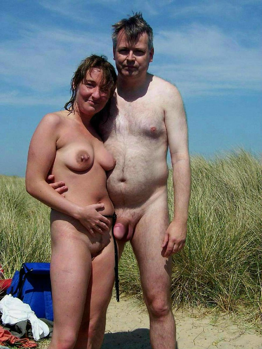 What these people made of a visit to brighton's naturist beach