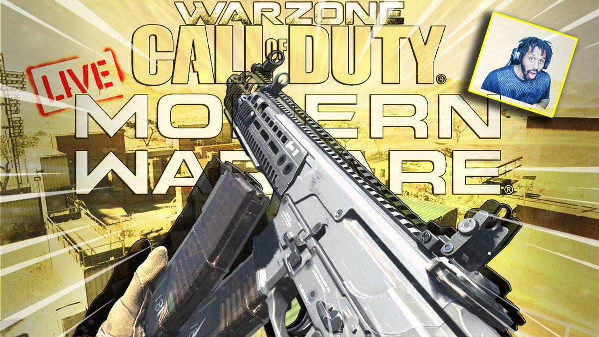 Call of Duty Warzone - Up-Down-Left-Right [M13 Activated] LIVE NOW! Good Vibes & Fun Times. @CallofDuty @CAE_RT LIVE NOW: youtu.be/vB6_gjYdj5U #CallofDutyModernWarfare #geminisplace #CallOfDutywarzone