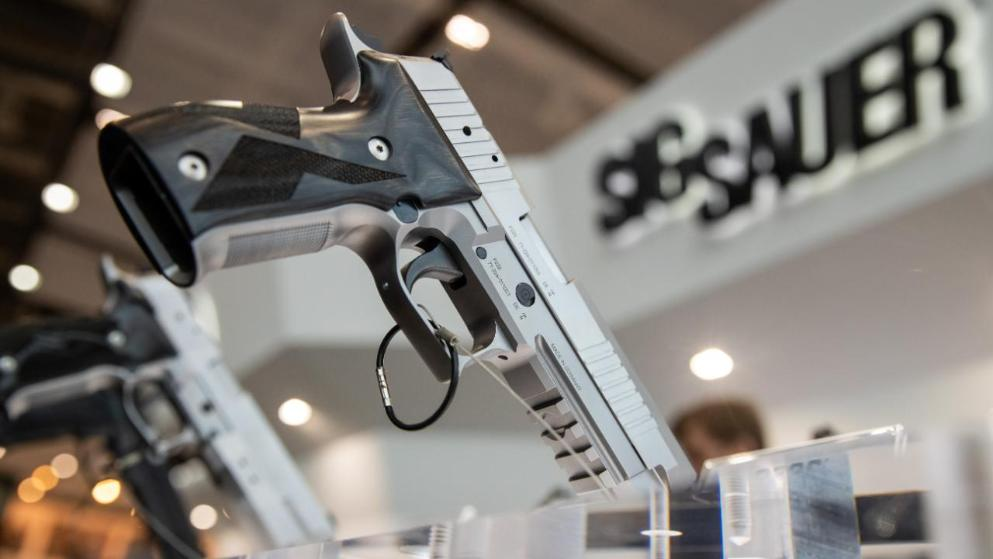 #Germany's oldest weapon manufacturer Sig Sauer goes bankrupt   The director of the company, Tim Castagne, announced that the company's HQ in Eckernförde will be closed as a result. https://t.co/gkBE2Ju5li