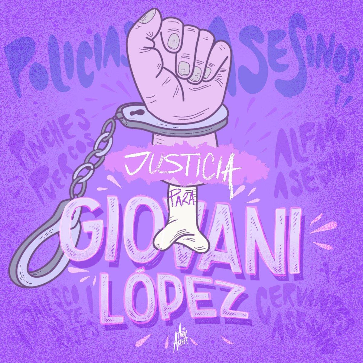 #JusticiaParaGiovanni #GiovanniLopez #AlfaroAsesino #Mexico #JusticeForGiovanni #justiciaparaoliverlopez #Jalisco #Guadalajara @NTRGuadalajara #Giovanni https://t.co/GmkIOPXceu