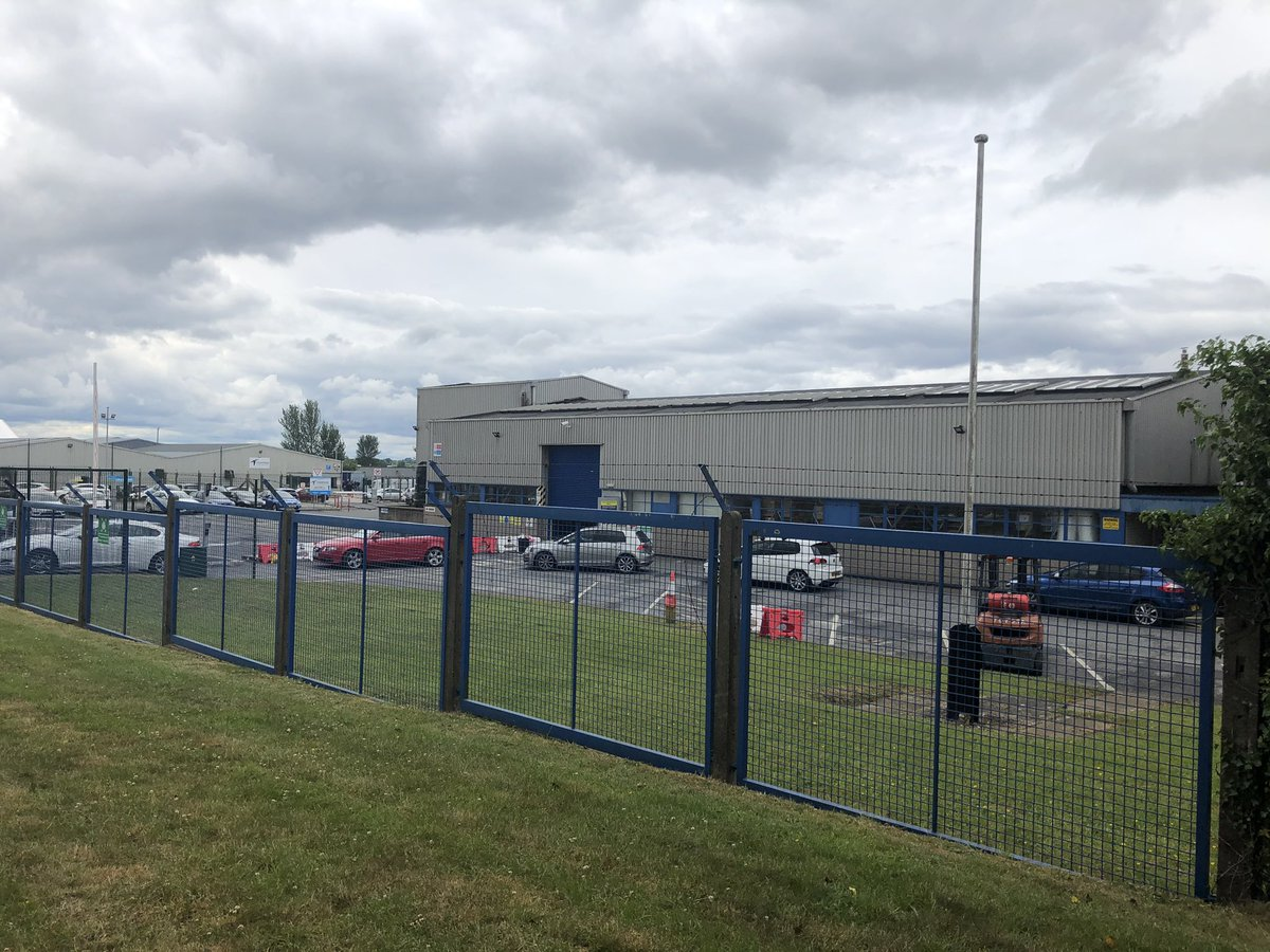 Staff leaving Thompson Aero Seating in Portadown say consultation has begun for up to 500 redundancies