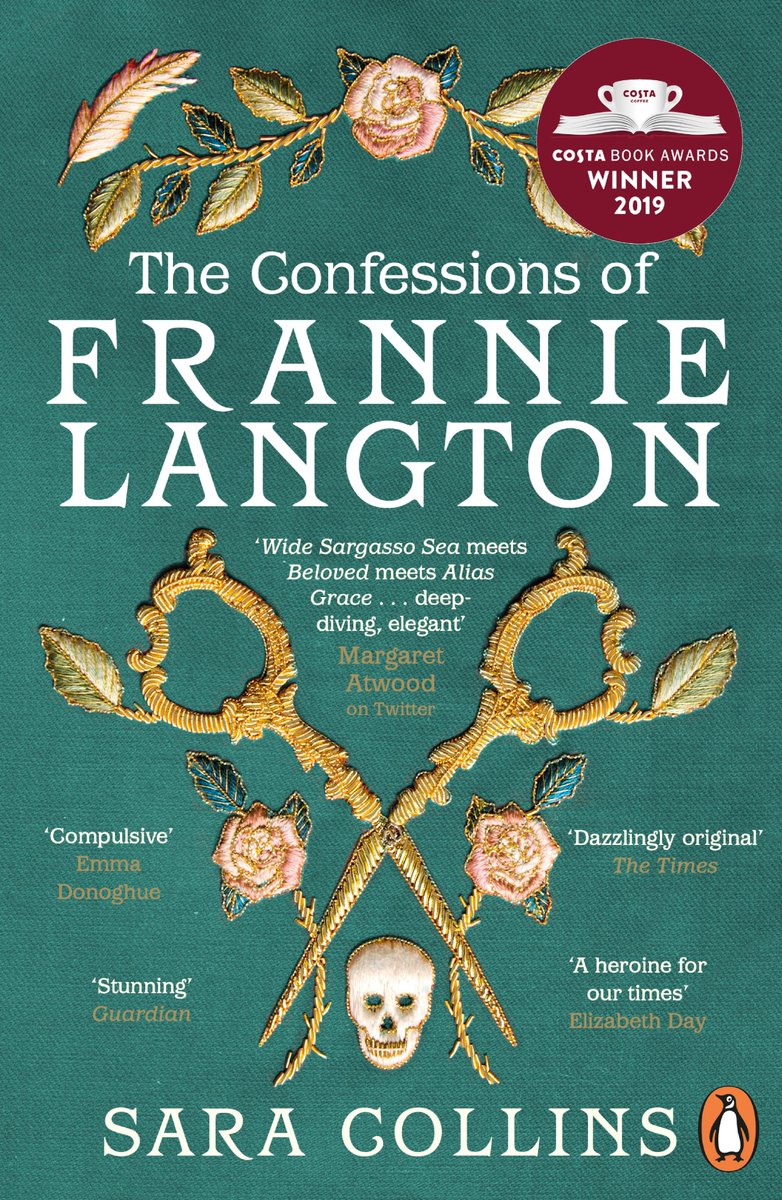 London, 1826. Crowds gather at the gates of the Old Bailey to watch as Frannie Langton, maid to Mr and Mrs Benham, goes on trial for their murder. The testimonies against her are damning – slave, whore, seductress. And they may be the truth. But they are not the whole truth.