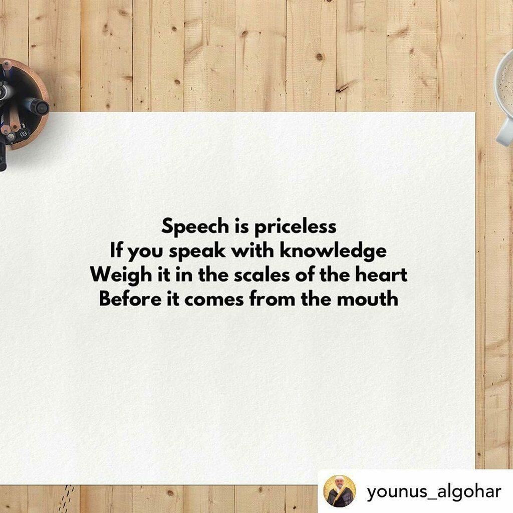 Posted @withregram • @younus_algohar #wisdom #sufism https://t.co/yJVLhepuvm https://t.co/ifMT0DLScL