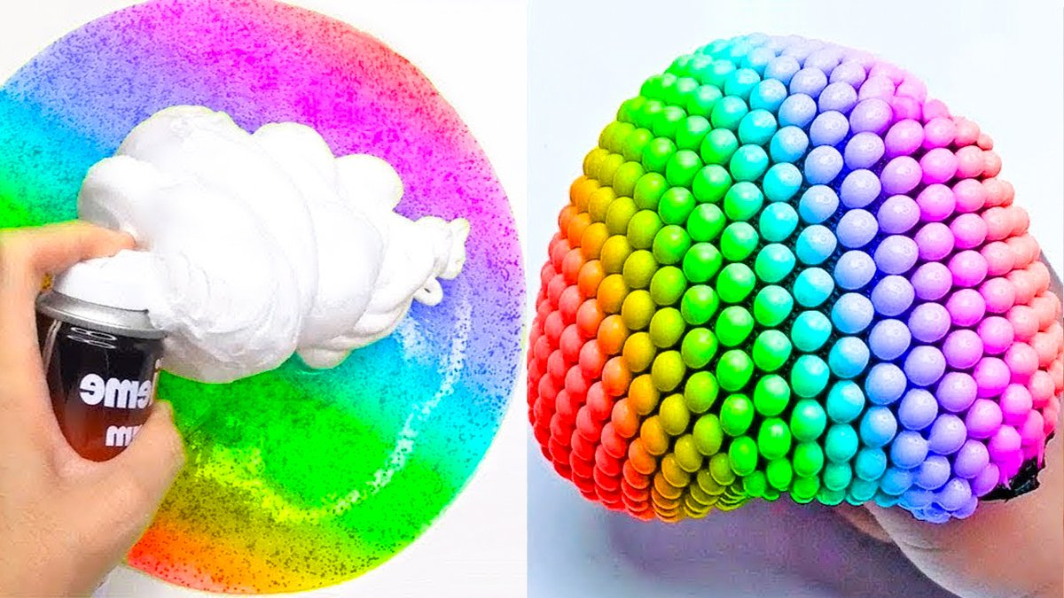 Oddly Satisfying Slime | Relaxing Slime Videos Credit:  https:// youtu.be/lBgndou9Qls     Tages: #relaxing #satisfying #Videos #slime #ASMR #relax #ASMRday #방탄소년단 #stayselcaday <br>http://pic.twitter.com/vmYGphOkWM