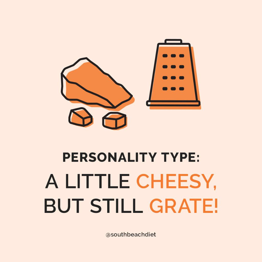 Celebrate #NationalCheeseDay by being a little cheesy 😄