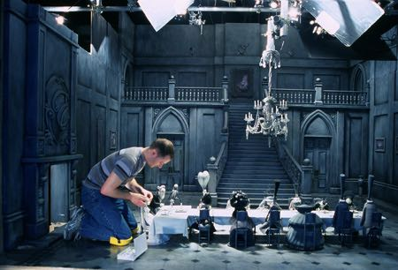 Corpse Bride Mansion https://t.co/gjRFldWfQN  #TimBurton #behindthescenes https://t.co/qtrw92T3rM
