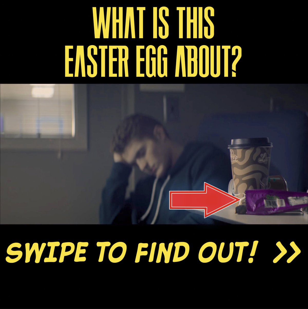 Here's some info about an Easter Egg you almost certainly missed!  #Stargirl #eastereggs #BehindTheScenes #DCStargirl #podcast https://t.co/w8AERdoSXo