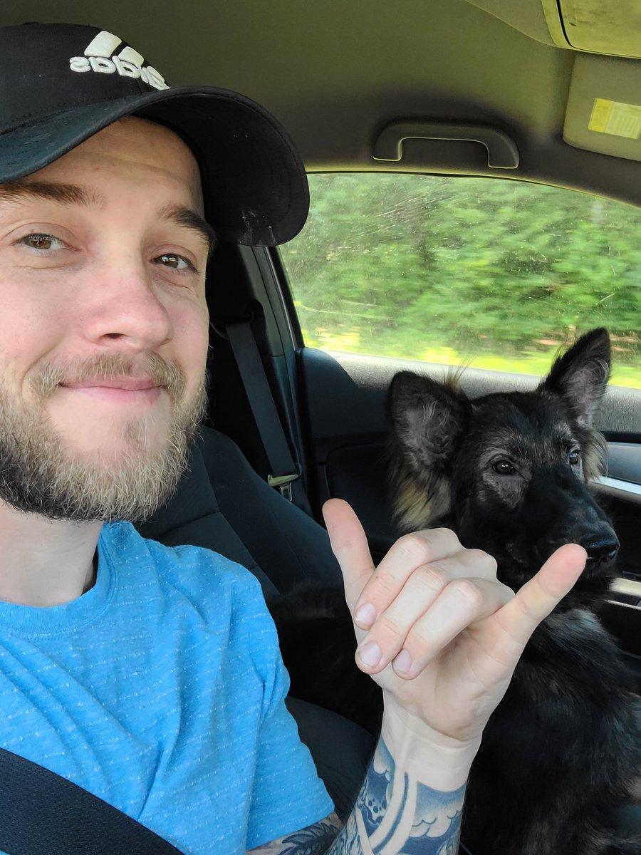 Just a man and his dog. #germanshepherd <br>http://pic.twitter.com/nz9aJHQN5k