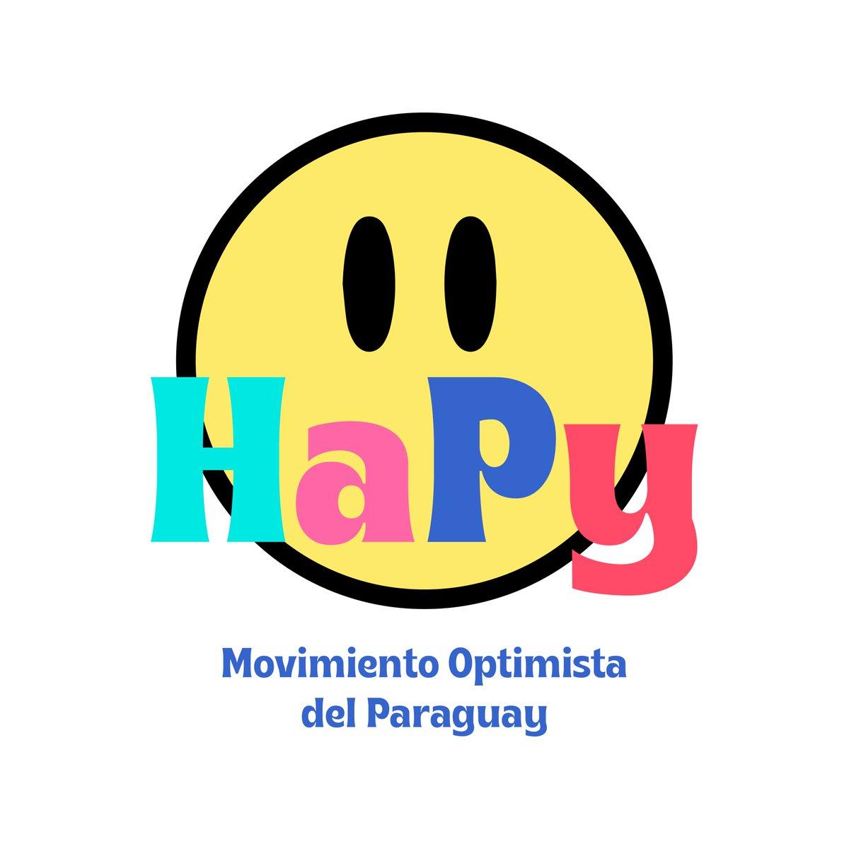 RT @SomosHaPy: ¡Somos HaPy, el movimiento optimista del Paraguay! #BuenasNoticias #SomosHaPy https://t.co/ocnLHjdIRq