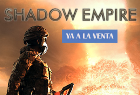 Shadow Empire ya a la venta