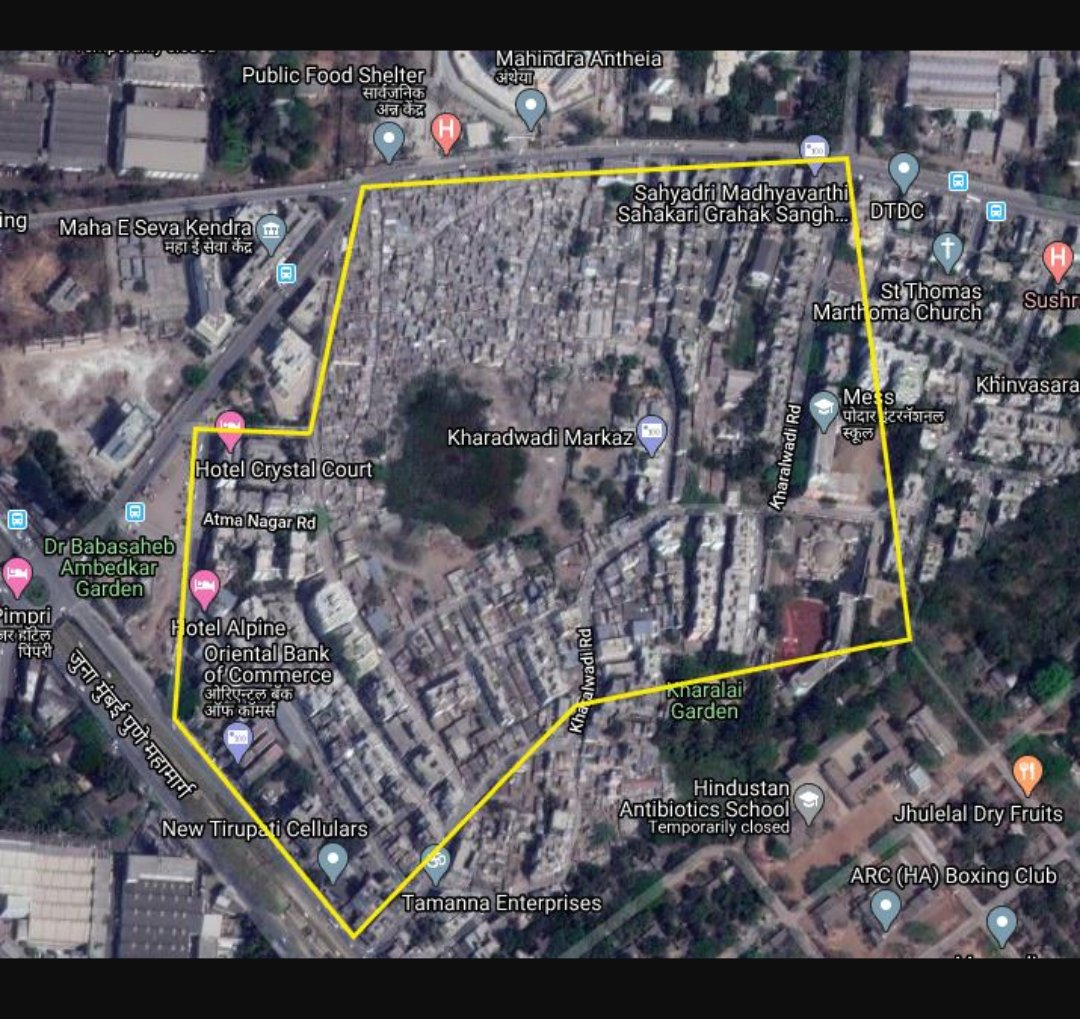 @ngpnmc With all area  is covered under red can you please show containment zones in red and others in orange to have better clarity. Also can you please get to some micro level in bifurcation of areas. As i cant gauge severity  status of swawlambi nagar, 440022. ex. Pcmc cont zone. https://t.co/qk3ezDuugw