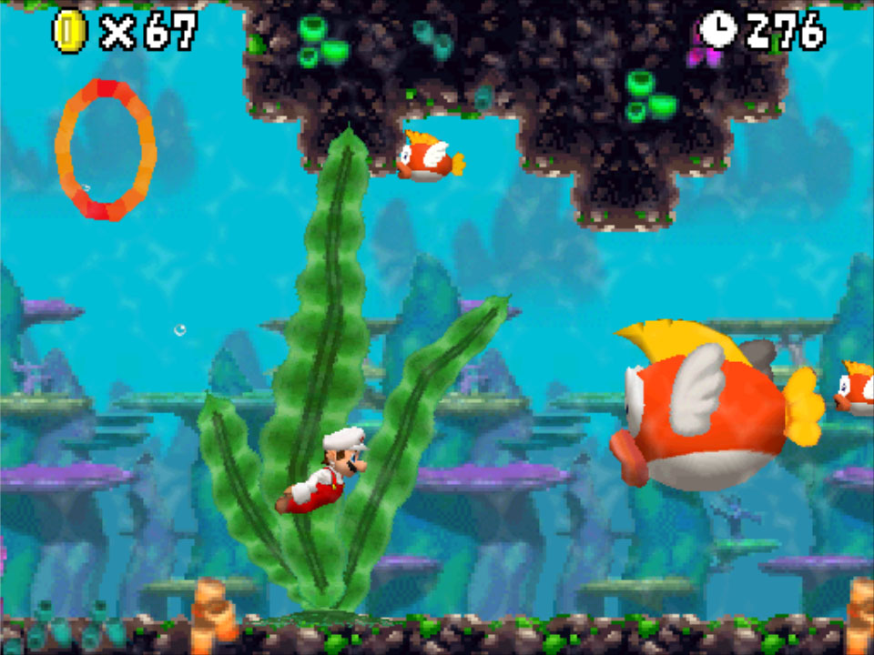 """Breathing life back into the 2-D #SuperMario genre, """"New"""" Super Mario Bros for the #Nintendo #3DS was the perfect blend of old and new school gaming.   Read my full review at   #retrogaming #retrogames #retrogamers #retrogamingcommunity"""