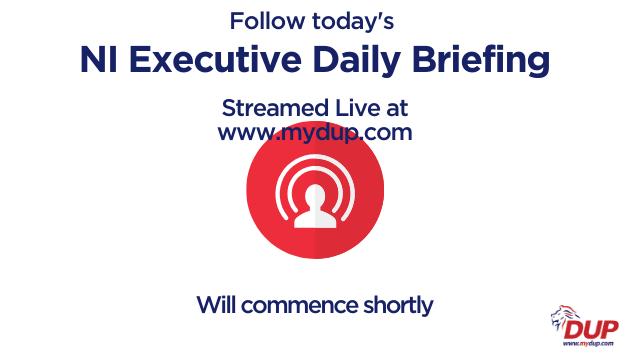 Follow todays NI Executive media briefing mydup.com/news/live-ni-e…