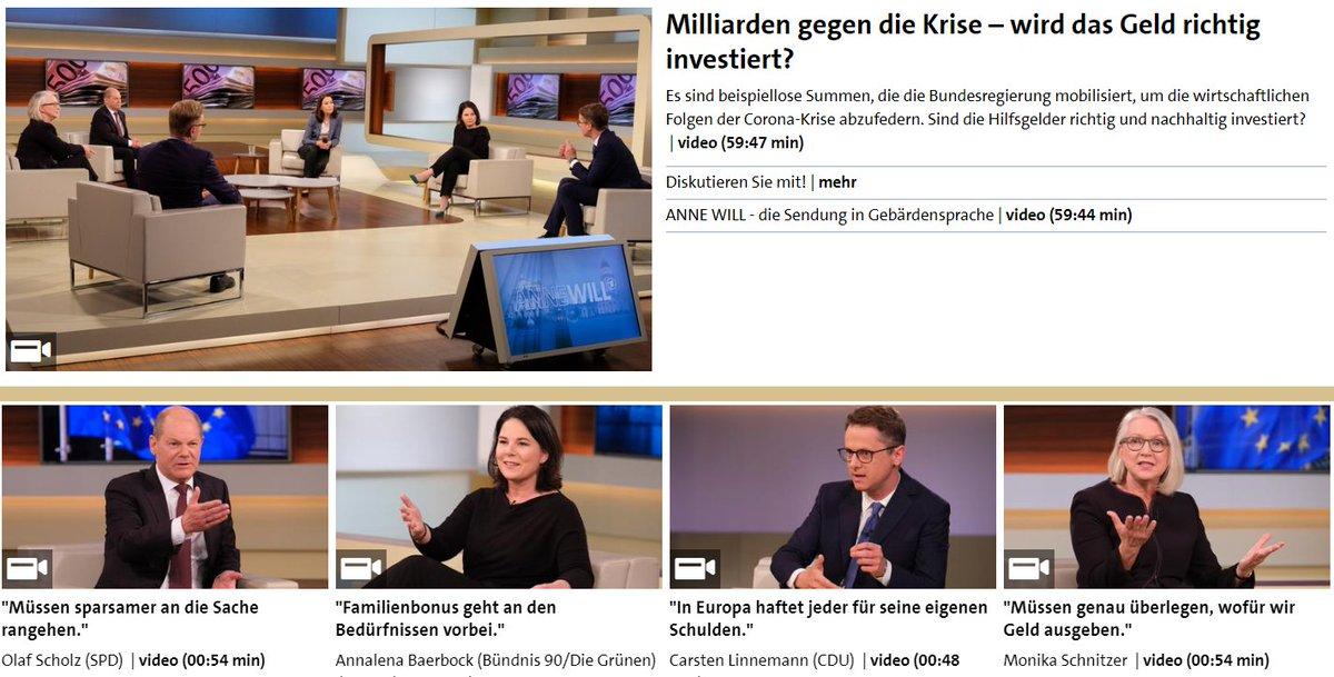 Und #AnneWill probiert es nicht mal das Thema #BlackLivesMatter auch nur ansatzweise anzupacken. #DeutscheTalkshows - They dont care about black lives matter.