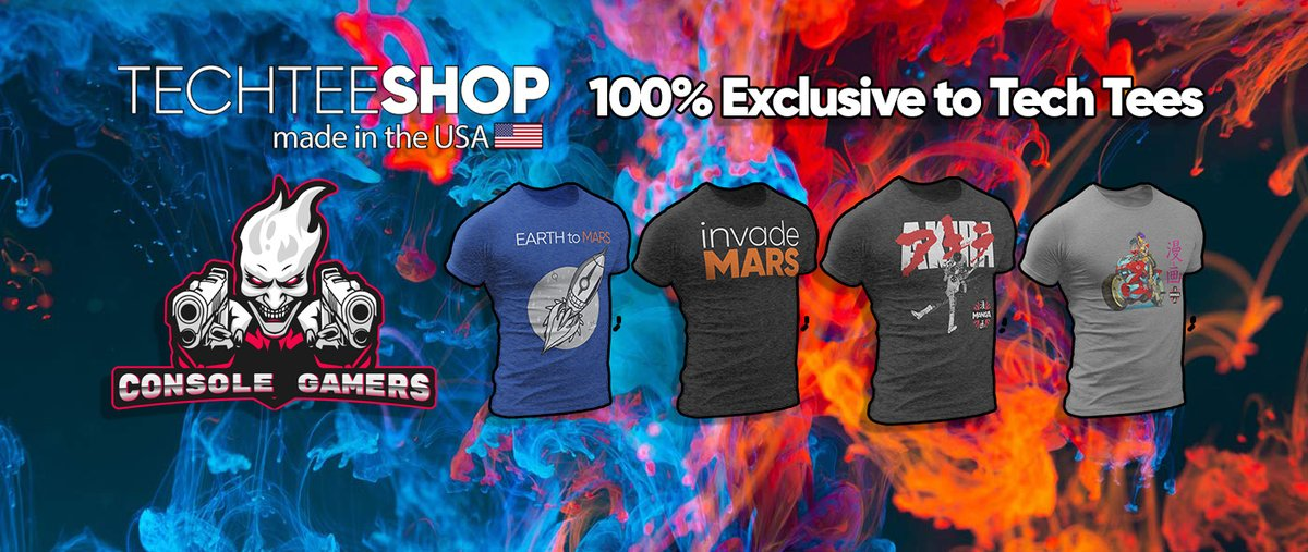 Tech Tee Shop 100% Exclusive to Tech Tee Shop We also have a LIMITED RUN Collection Series for People who want to remain Original   #Anime #Fashion #Gamer #Japan #Onlineshopping #Ps4 #Space #Xbox