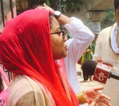 दिल्ली की एक अदालत ने जामिया मिलिया इस्लामिया की छात्रा सफूरा जरगर की जमानत की नामंजूर।