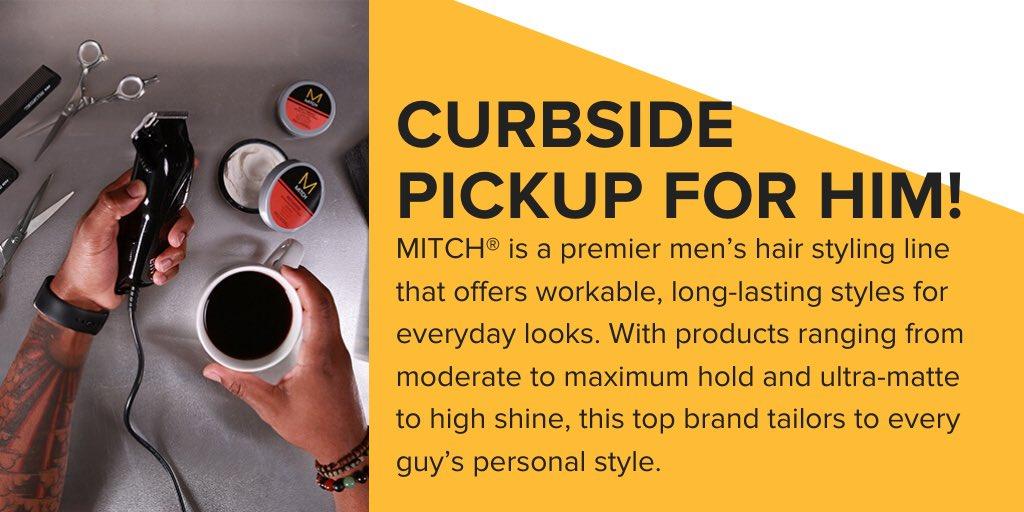 Use our curbside pickup to get the perfect Father's Day gift!   Text 501-541-7780 with any questions . . . #pmtslittlerock #littlerock #cosmetologyschool #fathersday #mitch #menshair pic.twitter.com/VPC1jBK6Le