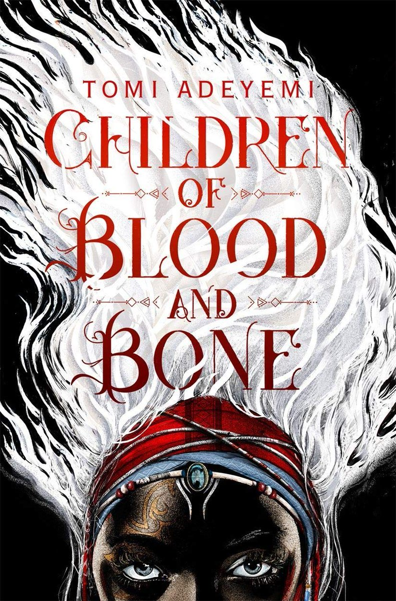 They killed my mother. They took our magic. They tried to bury us. Now we rise. @tomi_adeyemi conjures a stunning world of dark magic and danger in her West African-inspired fantasy debut Children of Blood and Bone.