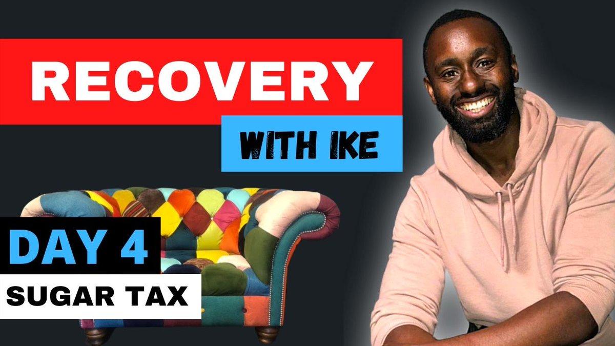 Day 4 - Sugar Tax  #RecoveryWithIke #ChildOfGod #Recovery #Drugs #Alcohol #Sugar #Inspiration #Beastmode #Addiction #Life #TrueHawksSpirit #Hawks40DayFast #MasksForAfrica #MasksForNHS #SupermanFast  https://t.co/xphbkcEHdd https://t.co/TSFak2ZisL
