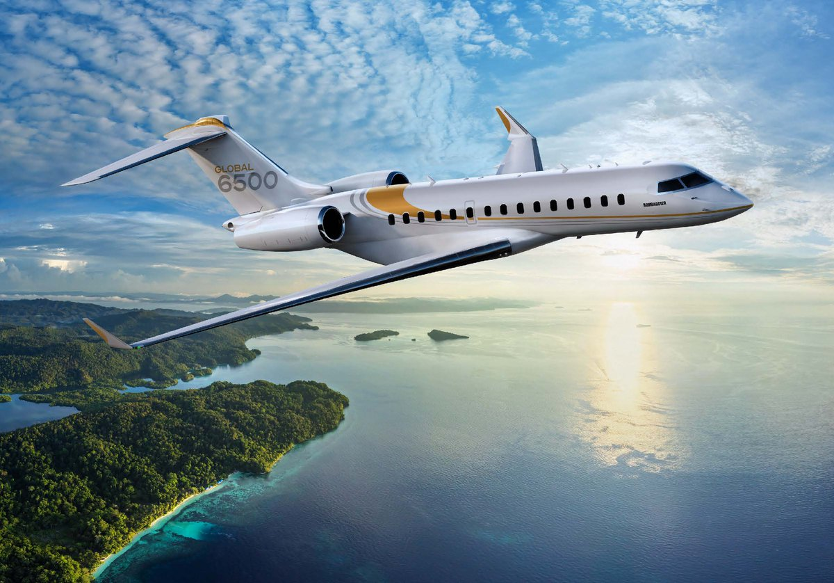 """thanks to our sister company Elit'Avia, which currently manages 10 Global aircraft. Today, there are about 850 Globals in operation worldwide, so the opportunities are very clear."""" - Nick Houseman, President and Founder, ZenithJet. https://t.co/AQLx1L4raI #bizav #bizjet #aviation https://t.co/q2oKSvVjYy"""