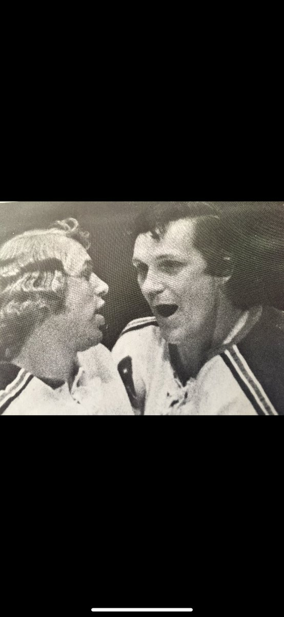 #58 Now we sure know who the star on the right is; but who's the curly haired dude with Teddy Irvine? #nyrangersfan #rangers #nhl https://t.co/LHeyhQU4vb