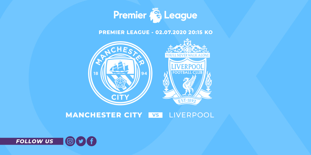 BREAKING: #ManCity v Liverpool will now take place on Thursday, July 2nd at 20:15 UK time.  [@MailSport]pic.twitter.com/GALzeQk9If