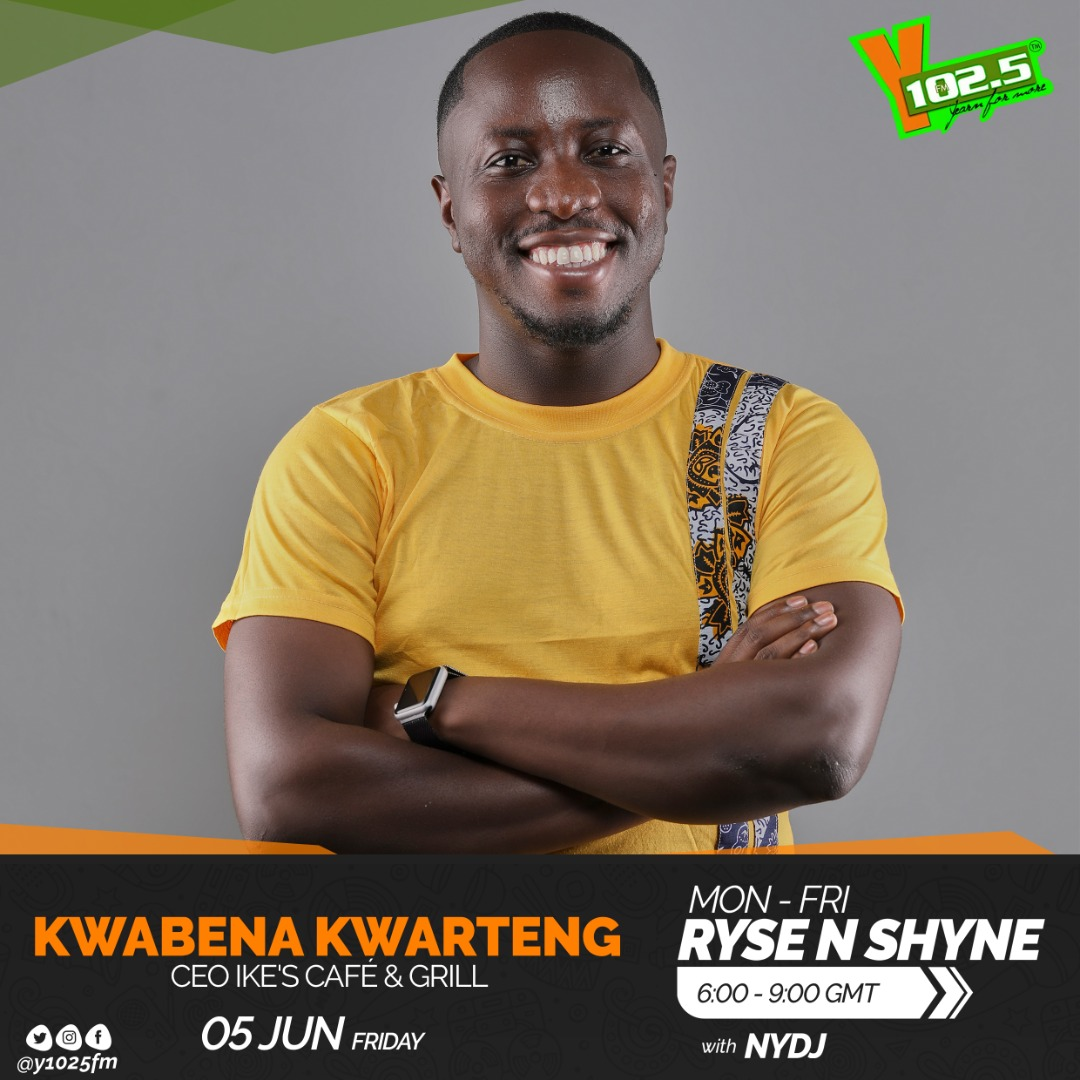 He's live on #RYSENSHYNE tomorrow with @nydjlive on @y1025fm https://t.co/lMfP7sxMNN