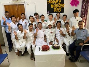 test Twitter Media - Nurses are on the front lines as the world faces the COVID-19 pandemic. During these unprecedented times nurses continue to play a critical role in global health and we honour their service and commitment. #Nepal  https://t.co/Ldf1HHGdkF https://t.co/7gX9osgIOa