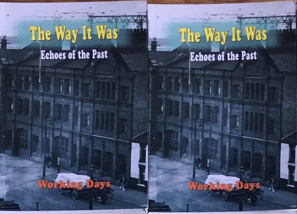 Many thanks to The Shared History Interpretive Project (SHIP) for donating dozens of sealed copies of their local Belfast history books for those still self-isolating. They will be a nice addition to the food parcels this weekend. Go raibh maith agaibh!