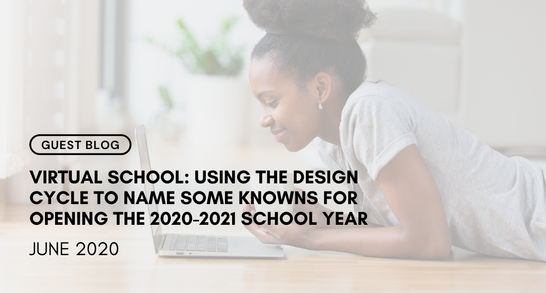 Many thanks to @jdelashmutt1 from @ISBangkok for this insightful post on what can be done to prepare for the upcoming school year, and how to adjust thinking when classes resume. Read more here: https://t.co/UWcqt4PAkI #designthinking #designcycle #covid19 #edchat https://t.co/9h28BxZlkf