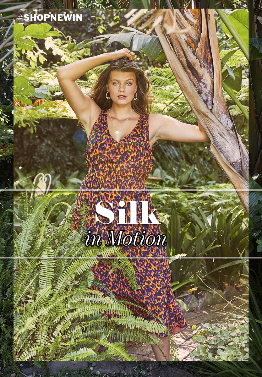 test Twitter Media - NEW silk from #annascholz #plussize https://t.co/u33BnLAx8O https://t.co/2YGAoX22nF