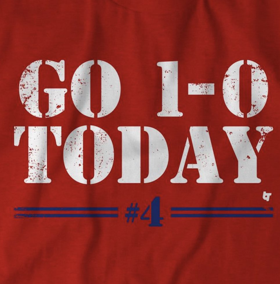 One day at a time. Davey Martinezs favorite philosophy led the #Nationals to a World Series win. 🏆 Imagine what itd do for the rest of the world. ☮️ GO 1-0 TODAY — available now from @BreakingT: bit.ly/306b2KG