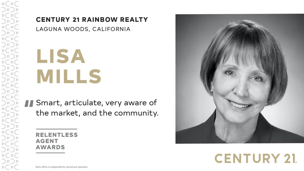 From virtual catch-ups to porch drops, Relentless Award Winning Agent Lisa Mills shows that even the most extreme situations can open a space for creativity to allow entrepreneurs to not just survive – but thrive in any market condition. https://t.co/EI4vyixBft https://t.co/I0HyzKczty