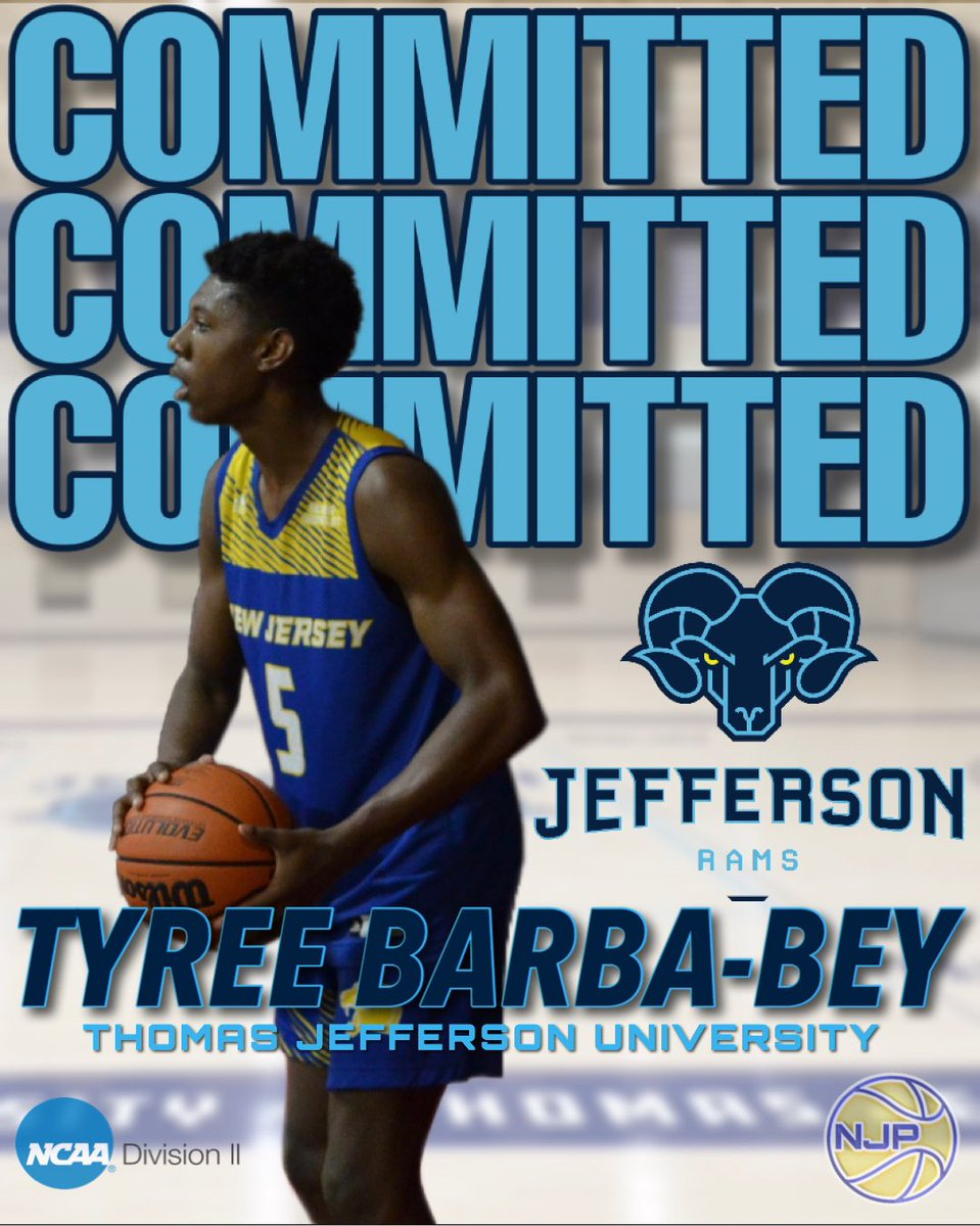 Congrats to 2019 alum @tyree308 on his decision to continue his academic and athletic career at Thomas Jefferson University. The 6'3 combo guard spent the last year at Olympus Prep and will bring his versatile game to Philly next year. #earnedit https://t.co/dHUqft2iaD