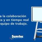 Image for the Tweet beginning: Pantallas interactivas: Solución para mantener