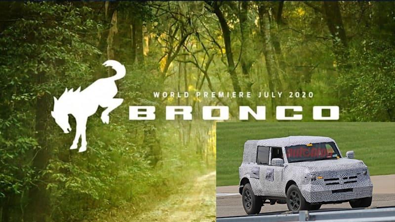 2021 Ford Bronco gets official July 2020 reveal date #DealerAutoGlassAZ #Auto #Ford https://www.autoblog.com/2020/06/04/ford-bronco-reveal-july-2020/…pic.twitter.com/sto8vBZGFV