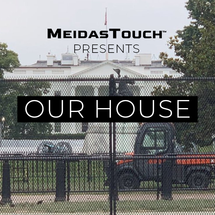 📺 NEW VIDEO This is not @realDonaldTrump's house. This is #OurHouse.