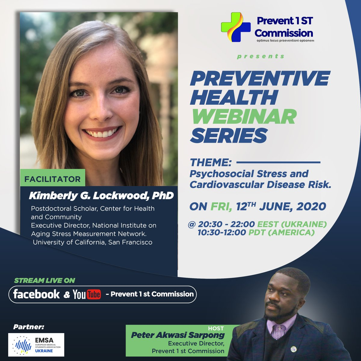 """Make a date with us!  """"Optimus locus praeventioni optionem"""" - Prevention is the Best Option!  #LetsPrevent1st #NCDs #ActOnNCDs #enoughNCDs #StressMastery #stress #HealthForAll #CVD #cardiovasculardisease #numberonecauseofdeath #heartdisease #hearthealth #heart https://t.co/GdjcKr0uYZ"""