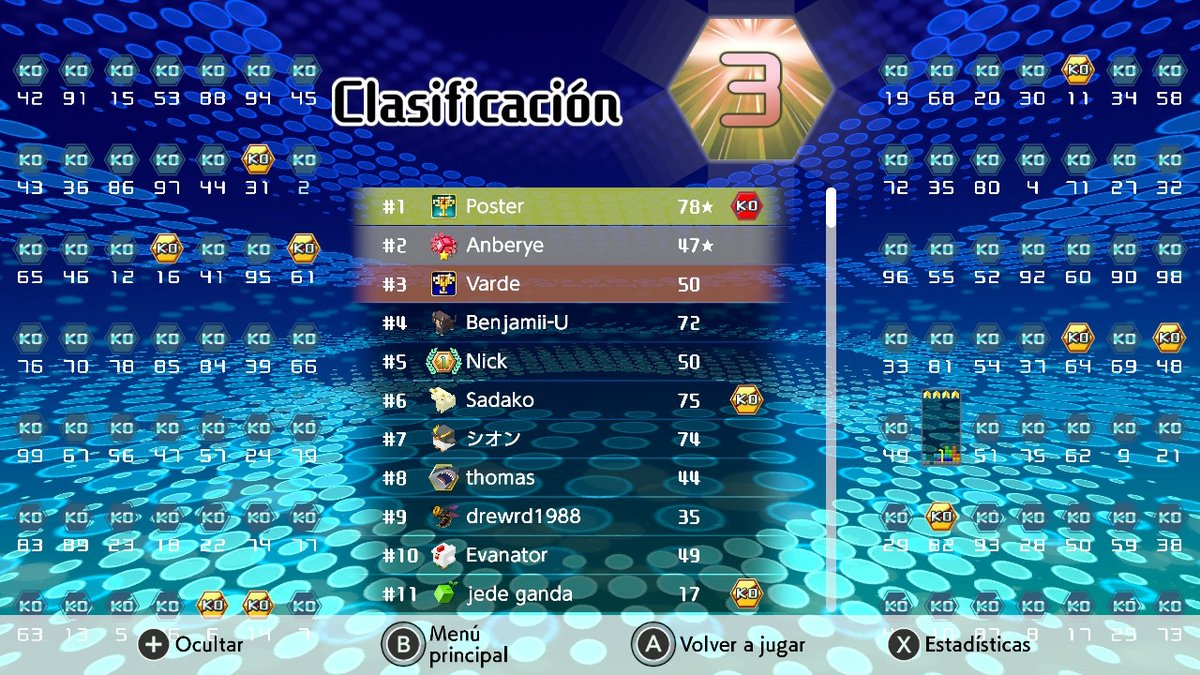 Yo: Guau tengo 9kills ya nadie podrá vencerme   Matchmaking: lvl 147 & lvl 178 go brrrrrr   #Tetris99 #Tetris #NintendoSwitch