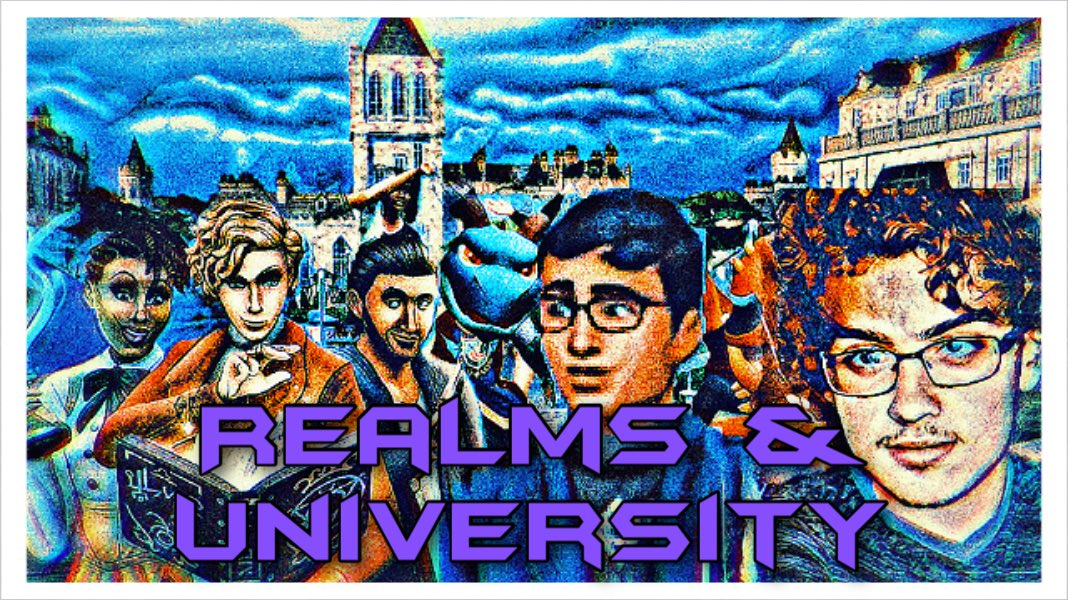 The Sims 4: Realms & University Series is now up on my channel #gamer #youtuber #yoitsfrankiebpic.twitter.com/TzMLyFeUq5