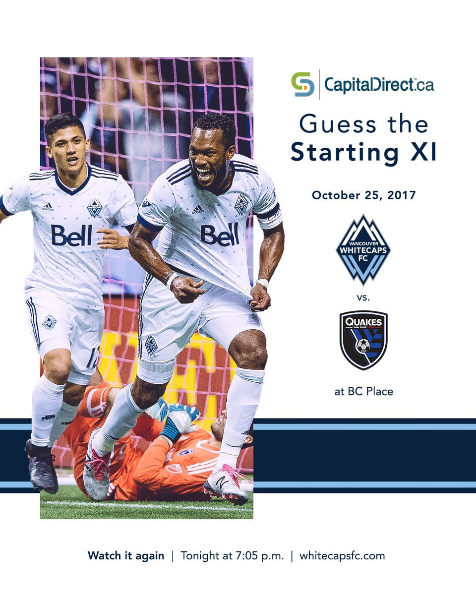 HINT: they helped us win 5-0.   Fill in the blanks for a chance to win tickets to a future match and watch the replay TONIGHT!   @CapitalDirectCA | #VWFC https://t.co/NvYso0bIbL