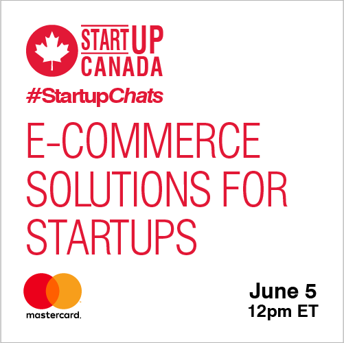 No matter how innovative, ingenious, or incredible your product or service is, if you don't know how to sell, your business might be over before it begins. Join @Startup_Canada #StartupChats to discuss 'How to Sell for Entrepreneurs' Register 👉 https://t.co/1xNX8LdgYS https://t.co/gJ3OVYIyLp